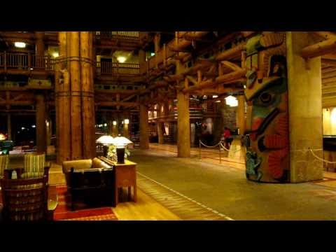 Disney World Hotels-Wilderness Lodge at Walt Disney World