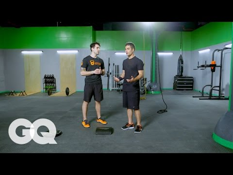 TABATA: At-Home Full Body Workout with Will Lanier–GQ's Fighting Weight Series
