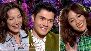 Video 'CRAZY RICH ASIANS' Cast Break Down Stereotypes And Misconceptions MP3, 3GP, MP4, WEBM, AVI, FLV Agustus 2018