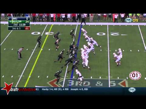Shawn Oakman vs Southern Methodist (SMU) 2014 video.