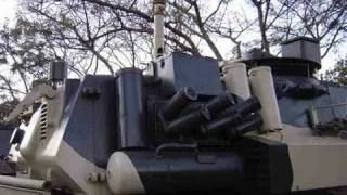 EE-T1/T2 - Osório - Engesa S/A - Tanque Brasileiro