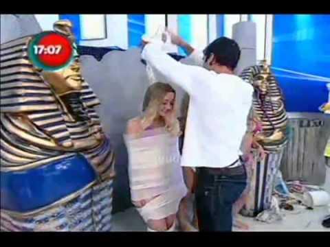 Cadu (Ex-BBB)  - Corrida do Gugu (13/02/2011) - parte 1