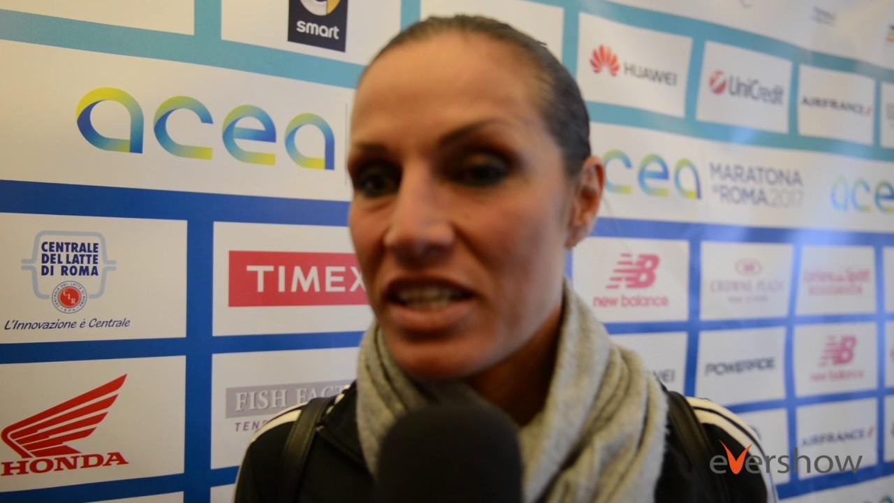Annalisa Minetti: Maratona di Roma 2017, la mia rinascita