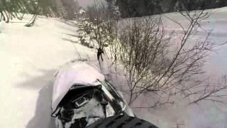 10. Deep snow Polaris pro 155