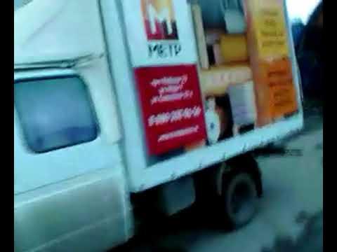 Тент с рекламой ИП Аширова ПЕНЗАТЕНТ