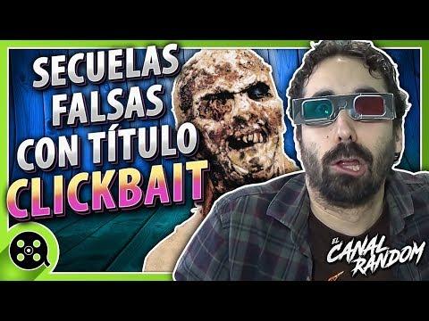 SECUELAS FALSAS CON TÍTULO CLICKBAIT (Terminator 2: Shocking Dark, Alien 2, Zombi 2)