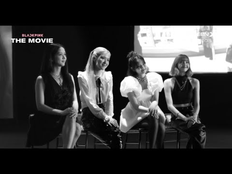 BLACKPINK THE MOVIE - TICKET SALES OPENING IN SOUTH KOREA