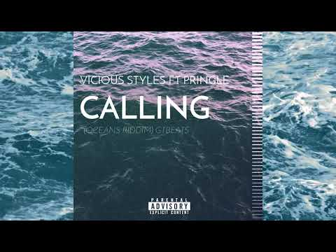 Vicious Styles - StarQueeley, Wizzkid , Dino ft. Pringle  - CALLING (Prod.GTBeats)