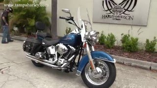 3. 2005 Heritage Softail Classic for sale - Harley Davidson Heritage for sale in Tampa