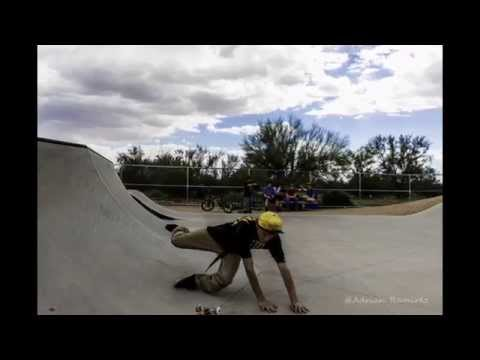 Picture Rocks, AZ bike and skate park w/Cody Cappelli and friends