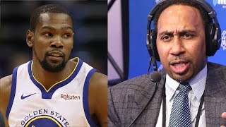 Stephen A Smith Makes MASSIVE Prediction That Kevin Durant Is Headed To Clippers! by Obsev Sports