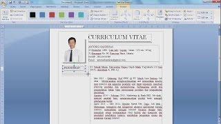 Download Lagu Membuat CV Yang Menarik Bagus dan Menjual - The Jobseeker Mp3