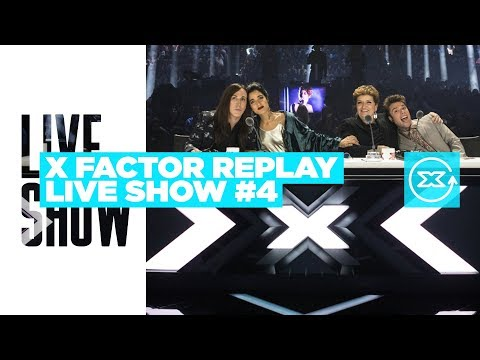 X Factor Replay - Live Show 4_TV műsorok. Heti legjobbak