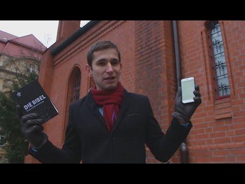 В Германии выпустили политкорректную Библию