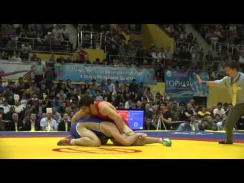 97KG f, Abdusalam Gadisov vs Vladislav Baitsaev