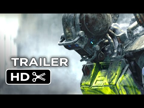 Chappie Official Trailer #2 (2015) – Hugh Jackman, Sigourney Weaver Robot Movie HD