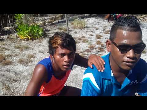2018 Kiribati Got Talent Tour.. At Buariki