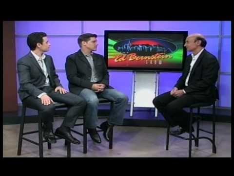 Graham Fenton & Deven May on The Ed Bernstein Show