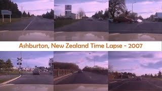 Ashburton New Zealand  city images : 1 min 40 thru Ashvegas! - Ashburton - New Zealand