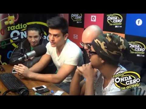Charli y Nani presentan el remix de 'Así mi amor' con Yamal and George en Onda Cero