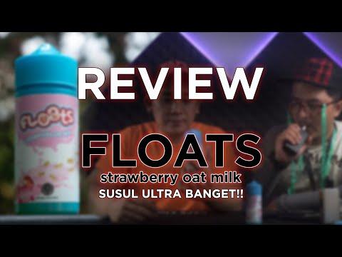 FLOATS | Strawberry Oat Milk by IJC
