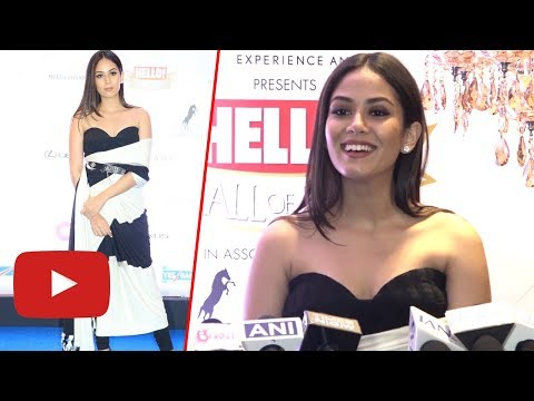 Mira Rajput INTERVIEW In H0T Saree Look At Hello H