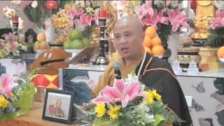 10 Công Đức Niệm Phật Lớn Tiếng  (Úc Châu) - ĐĐ Thích Giác Nhàn