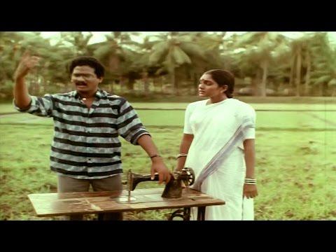 Ladies Tailor || Rajendra Prasad Teach Stiching to Archana Love Scene || Rajendra Prasad, Archana