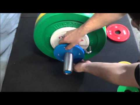 DHS Olympic Fractional Plates