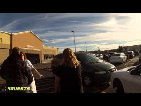 Fighting Over Handicapped Parking Space At Walmart Mp3