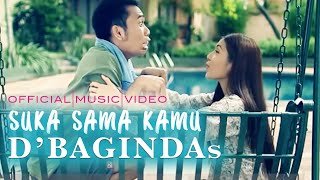 Video D'Bagindas - Suka Sama Kamu ( Official Video - HD ) MP3, 3GP, MP4, WEBM, AVI, FLV Agustus 2019