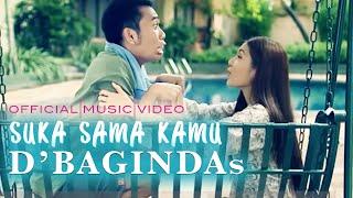 Video D'Bagindas - Suka Sama Kamu ( Official Video - HD ) MP3, 3GP, MP4, WEBM, AVI, FLV Mei 2019