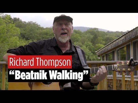 Richard Thompson Performs