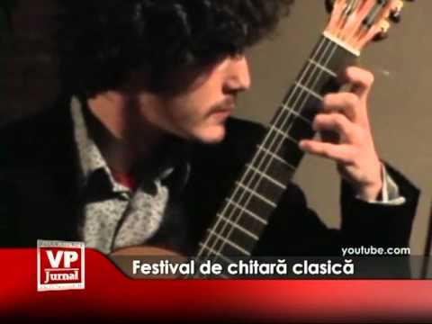 Festival de chitară clasică