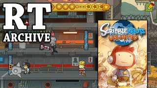 RTGame Archive:  Scribblenauts Unlimited [PART 2]
