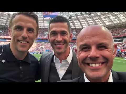 Luis Garcia – FIFA World Cup – Russia 2018