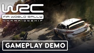 World Rally Championship 8 Live Gameplay Demo - IGN Live | E3 2019 by IGN
