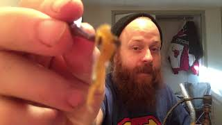Alien Dawg Strain Review by Phat Robs Oils