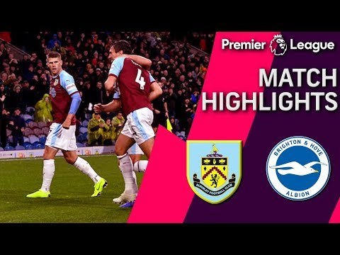 Video: Burnley v. Brighton I PREMIER LEAGUE MATCH HIGHLIGHTS I 12/8/18 I NBC Sports