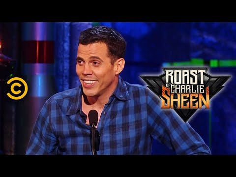 Roast of Charlie Sheen: Steve-O - Charlie Hasn't Hit Bottom (Comedy Central)