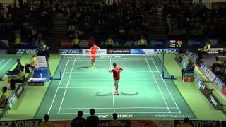 Video [Highlights] Badminton Australian Open Lee Chong Wei vs Tian Hou Wei MP3, 3GP, MP4, WEBM, AVI, FLV Mei 2018