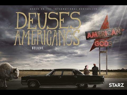 Literatura: Deuses Americanos