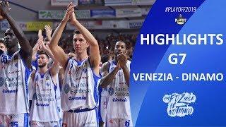 Lo scudetto è di Venezia: 87-61 contro Sassari in gara-7