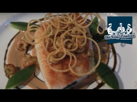 Nick Beardshaw from Kerridge's Bar and Grill, creates risotto, lemon sole and venison recipes