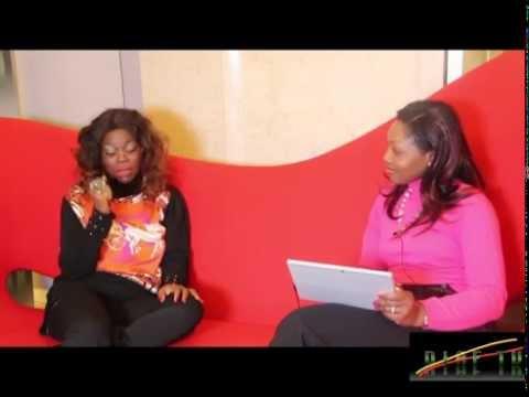 Diaf-tv:rencontre avec l'artiste Ruth Kotto