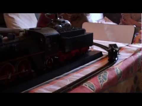 Lutz hielscher loco Glaskasten à vapeur vive (HO)