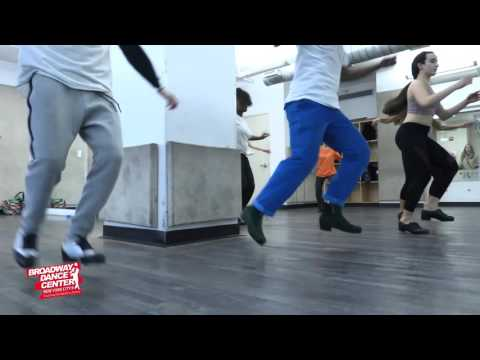 A taste of Tap with Jason E. Bernard at Broadway Dance Center NYC | #bdcnyc