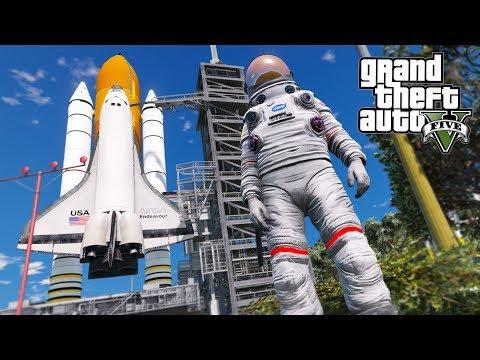 GTA5 俠盜獵車手 - 登上外太空