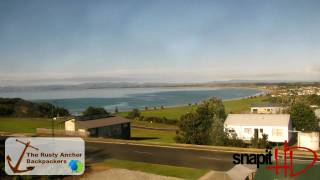 Doubtless Bay, Northland Webcam Tuesday 18th May 2010