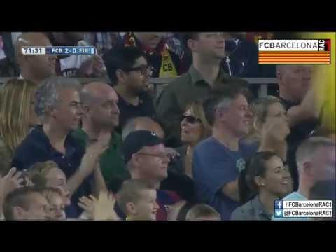 sd - 1-0 Xavi 2-0 Neymar Jr. 3-0 Messi Comentaris: El Barça juga a RAC1 FACEBOOK: www.facebook.com/FCBarcelonaRAC1 TWITTER: www.twitter.com/FCBarcelonaRAC1.